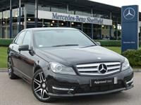 Used Mercedes C250 C CLASS CDI AMG Sport Plus 4dr Auto