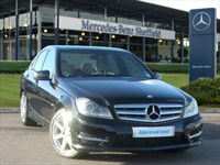 Used Mercedes C250 C-Class CDI BlueEFFICIENCY Sport Edition 125