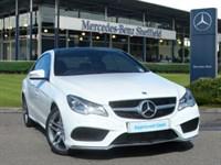 Used Mercedes E220 E-Class CDI AMG Sport