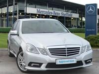 Used Mercedes E220 E-Class CDI BlueEFFICIENCY Sport