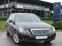 Used Mercedes E220 E-Class CDI BlueEFFICIENCY SE