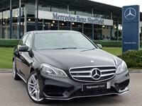Used Mercedes E220 E CLASS BlueTEC AMG Line Premium 4dr 7G-Tronic