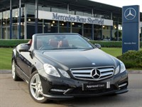 Used Mercedes E250 E CLASS CDI BlueEFFICIENCY Sport Edition 125