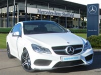 Used Mercedes E250 E-Class CDI AMG Sport