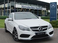 Used Mercedes E250 E CLASS CDI AMG Line 2dr 7G-Tronic