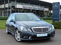 Used Mercedes E250 E-Class CDI BlueEFFICIENCY Sport