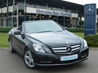 Used Mercedes E350 E-Class CDI BlueEFFICIENCY SE