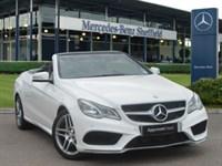 Used Mercedes E350 E CLASS BlueTEC AMG Sport