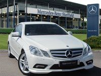 Used Mercedes E350 E CLASS CDI BlueEFFICIENCY Sport