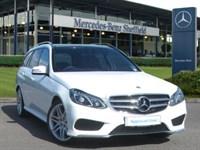 Used Mercedes E350 E-Class BlueTEC AMG Sport