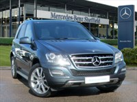 Used Mercedes ML300 M-Class CDI BlueEFFICIENCY Grand Edition