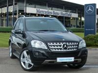 Used Mercedes ML300 M-Class CDI BlueEFFICIENCY Sport