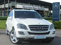 Used Mercedes ML350 M-Class CDI BlueEFFICIENCY Grand Edition