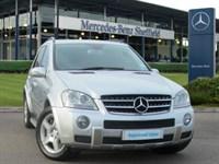 Used Mercedes ML63 AMG M-Class