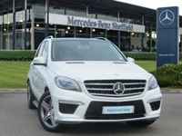 Used Mercedes ML63 AMG M-Class
