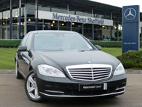 Used Mercedes S350 S CLASS BlueEFFICIENCY