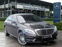 Used Mercedes S350L S CLASS BlueTEC AMG Line 4dr Auto