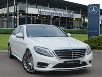 Used Mercedes S500 S CLASS Plug-in L AMG Line