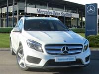 Used Mercedes GLA-Class AMG Line