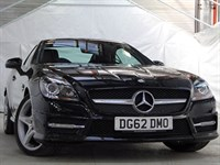 Used Mercedes SLK-Class AMG Sport