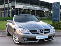 Used Mercedes SLK-Class Sport Edition