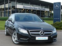 Used Mercedes CLS-Class Sport
