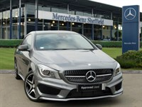 Used Mercedes CLA CLASS AMG Sport