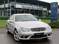Used Mercedes CLK CLASS Sport