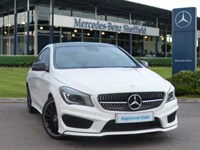 Used Mercedes CLA-Class AMG Sport