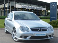 Used Mercedes CLK-Class Sport