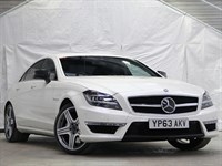 Used Mercedes CLS-Class