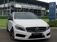 Used Mercedes A CLASS AMG Sport