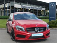 Used Mercedes A-Class AMG Sport
