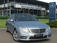 Used Mercedes E CLASS