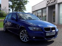Used BMW 320d 3 SERIES SE 5 Dr Touring *Full Leather*