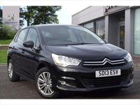 Used Citroen C4 New HDi VTR + (115bhp)