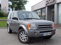 Used Land Rover Discovery Discovery 3 TD V6 XS Auto *Sat Nav/Bluetooth*