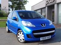 Used Peugeot 107 Urban 1.0i 5dr Auto *Low Cost Motoring*