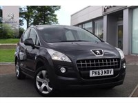 Used Peugeot 3008 Crossover e-HDi 115 FAP Active