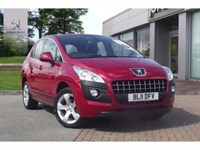 Used Peugeot 3008 Crossover HDi FAP Sport