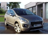 Used Peugeot 3008 Crossover HDi 163 FAP Allure