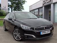 Used Peugeot 508 508 BLUE HDI GT