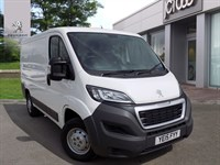 Used Peugeot Boxer 330 L1 HDi H1 Professional 110ps
