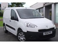 Used Peugeot Partner Van HDi (75) L1 625 Professional Panel
