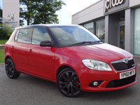 Used Skoda Fabia 1.4i VRS DSG Auto 5Dr *Great Colour Combo*