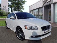 Used Volvo S40 T5 R DESIGN Edition 4dr Geartronic