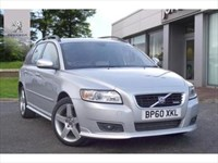 Used Volvo V50 D R-Design