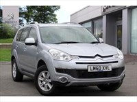 Used Citroen C-Crosser HDi VTR+