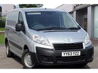 Used Peugeot Expert Van 1.6 HDi Professional L1 H1 (2.70t)