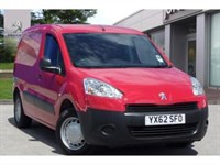 Used Peugeot Partner Van HDi (75) L1 625 S Panel